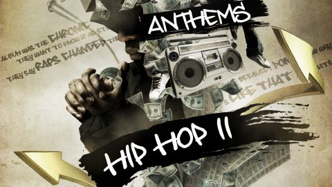 Hip Hop Anthems II – Concept Styleframes